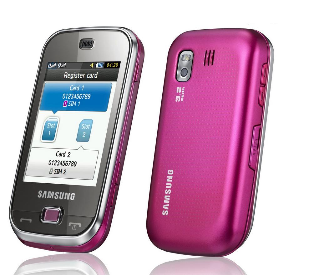 Sửa mất nguồn Samsung Touch screen S5570, B5722 Dark Brown