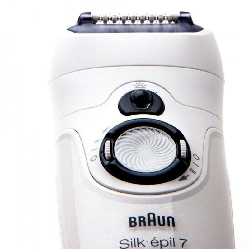 Braun Silkepil (SE7381)