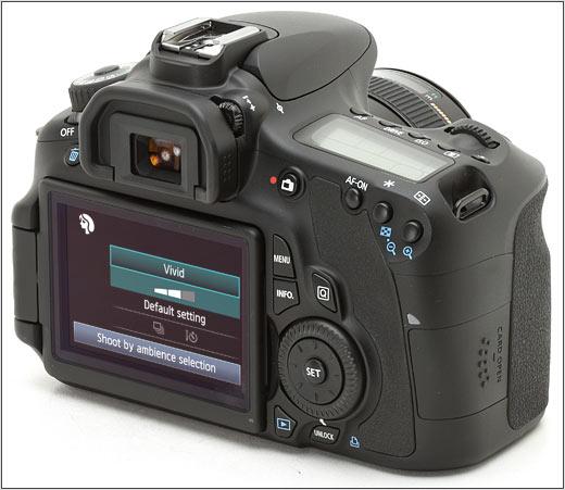 Canon EOS D60 #